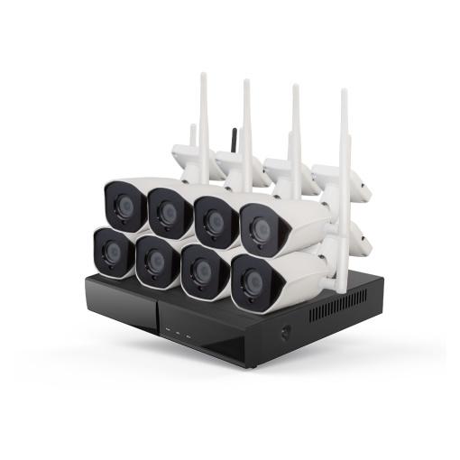 Wireless NVR Kits 8CH