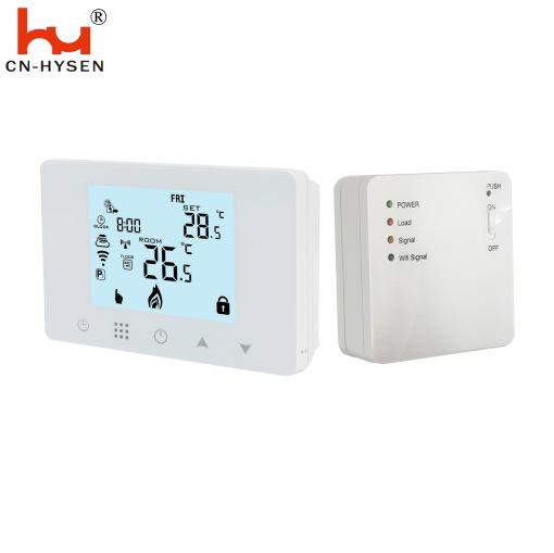 WiFi Gas Boiler RF Wireless Thermostat