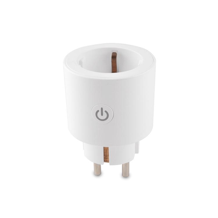 European Standard 16A Smart Plug Wi-Fi Socket