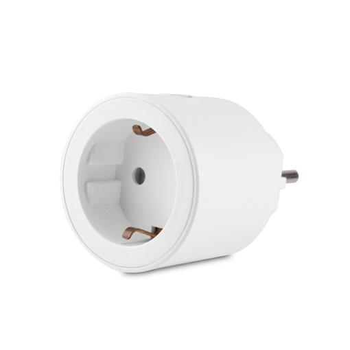 European Standard 16A Smart Plug Wi-Fi Socket With Power Metering