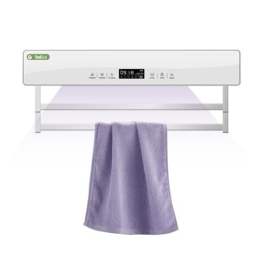 New Arrival High Quality Bathroom UV Disinfection Smart Towel Warmer Dryer