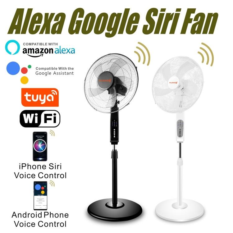 Wi-Fi Air Circulator Fan