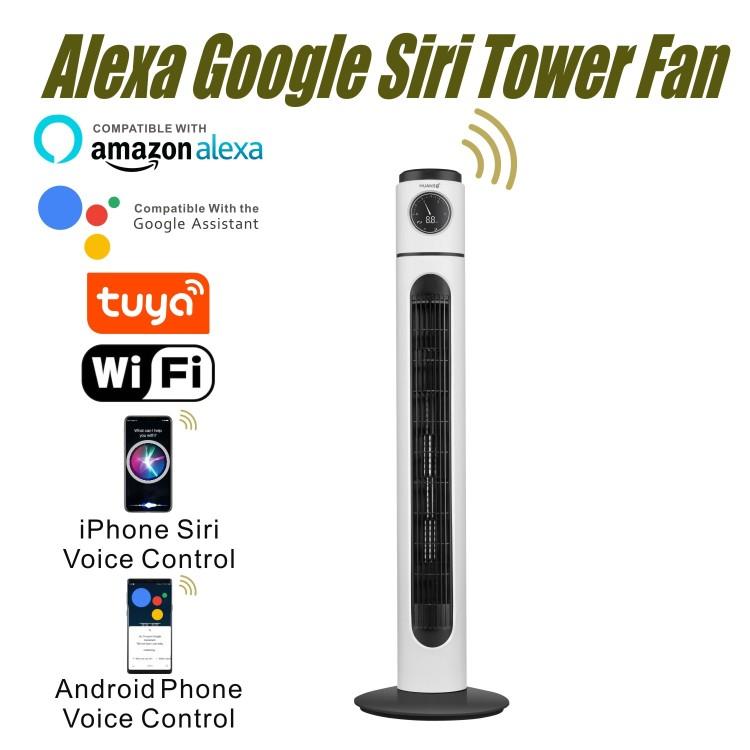 Voice Control Fan