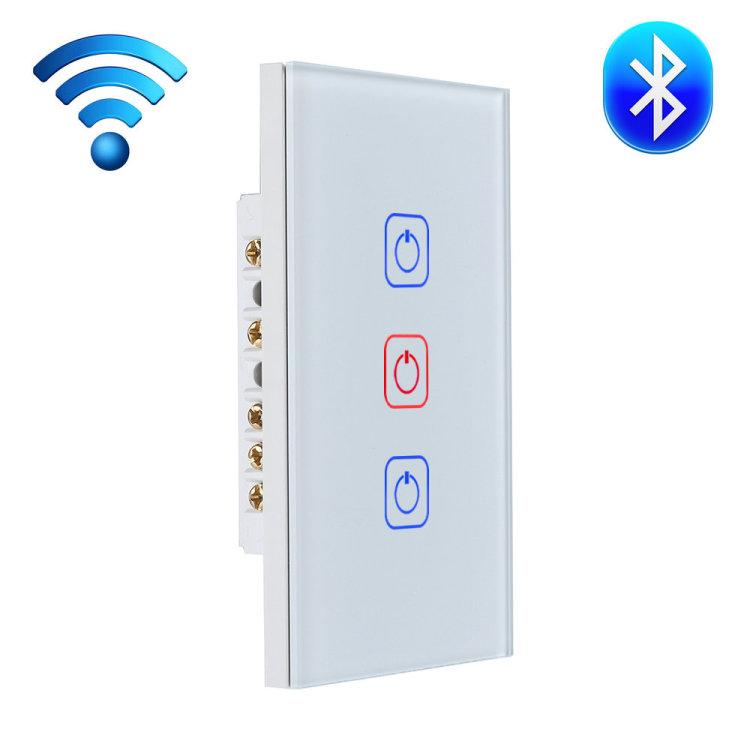 Wi-FI+Bluetooth Smart Switches