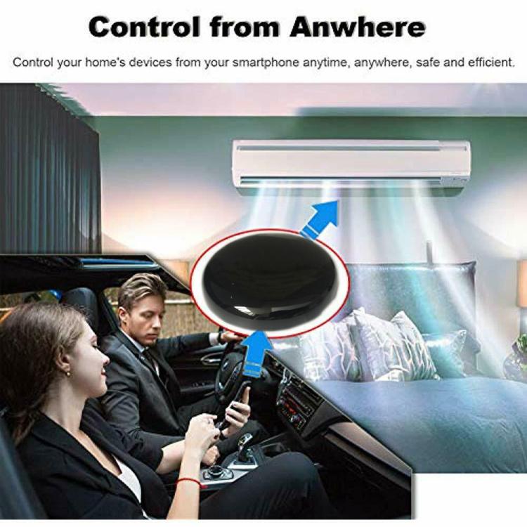 Smart IR Bluster Controll TV AC Etc