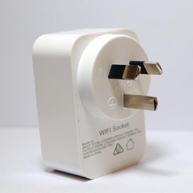Smart plug Australian standard 10A