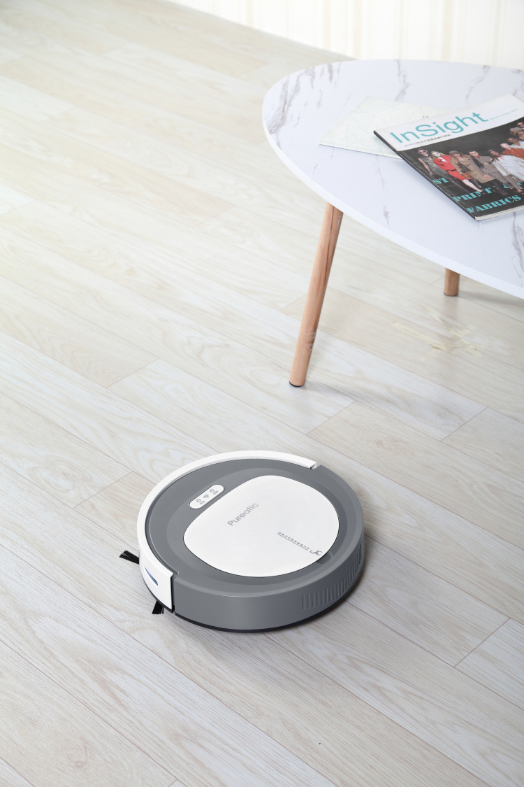 Smart Vacuum Cleaner Robot Auto Recharge Huge Suction Support OEM&ODM