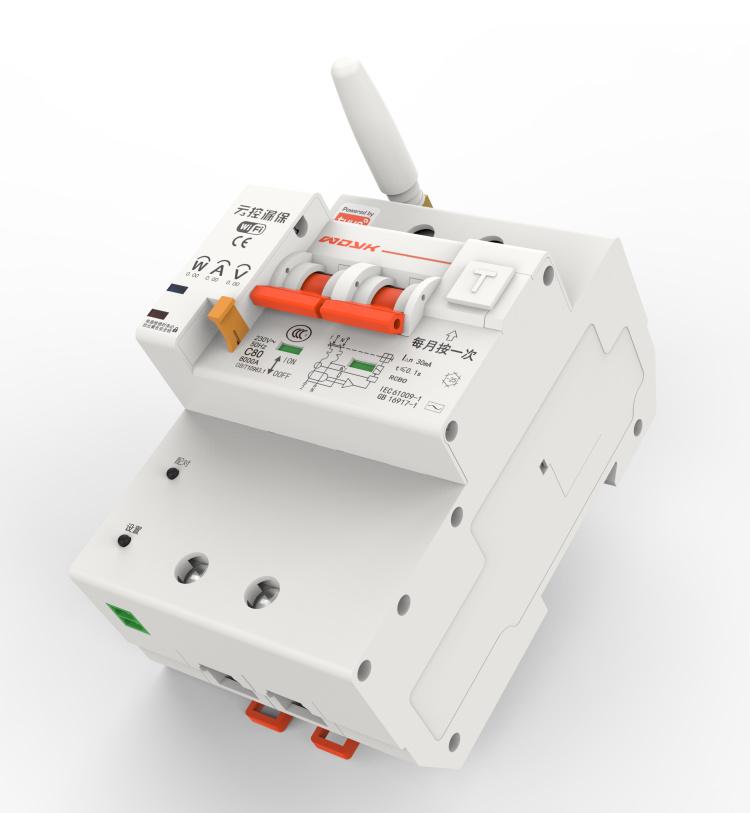 Tuya Intelligent Metering Wi-Fi Circuit Breaker