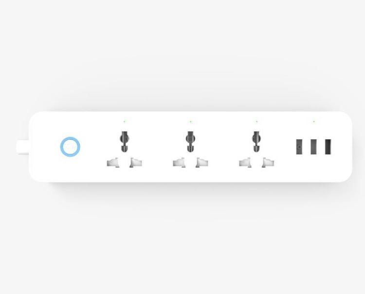 Universal Smart Wi-Fi Power Strip