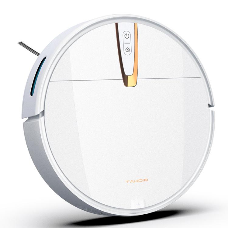 Robot Vacuum Cleaner, Tuya&Alexa,Wi-Fi, Super-Thin, 2000Pa Suction, Support OEM&ODM