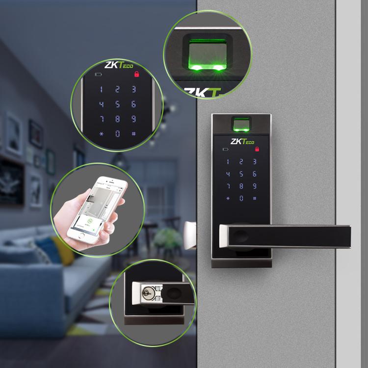 Wireless BLE Fingerprint Touch Keypad Door Lock