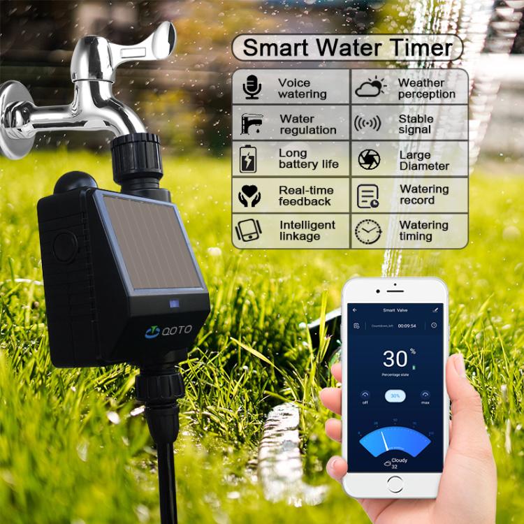 Smart Water/Irrigation Timer