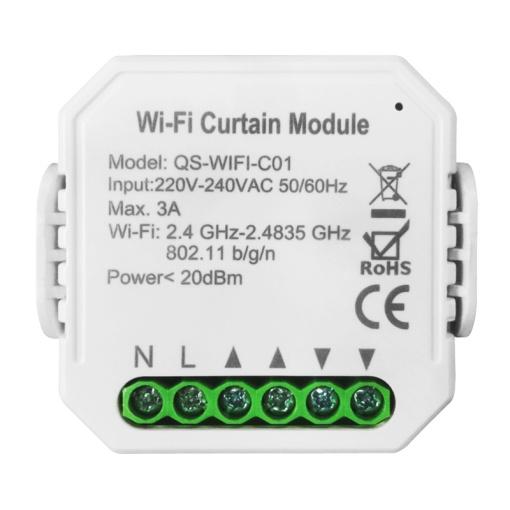 Smart WIFI Curtain Switch module