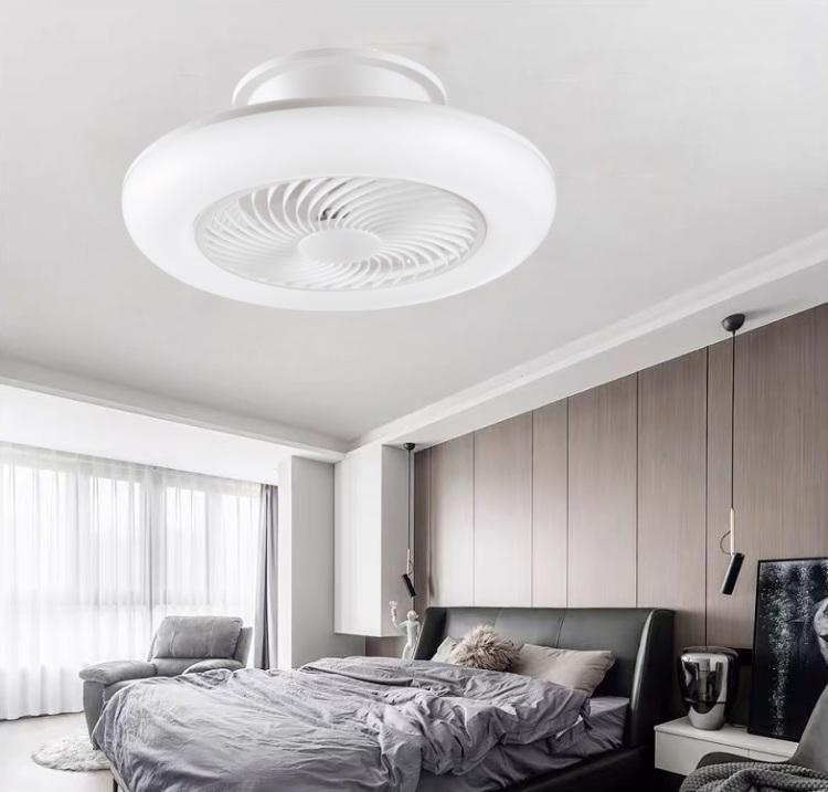 WiFi Smart Led 40W CCT Fan Light