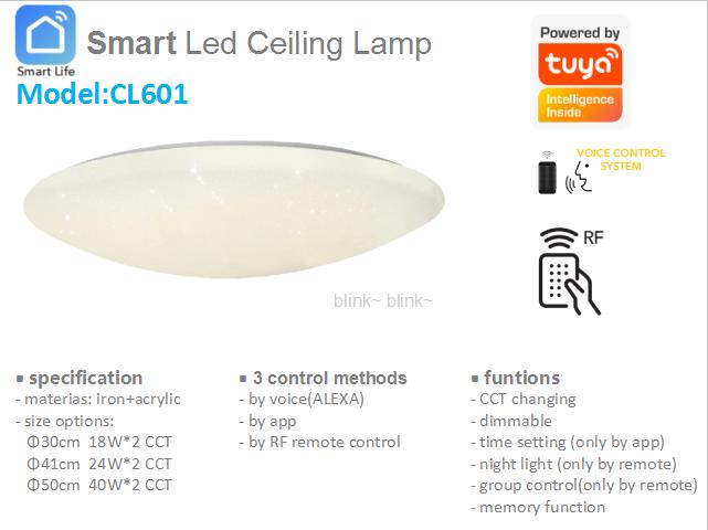 WiFi Smart Led Ceiling Light