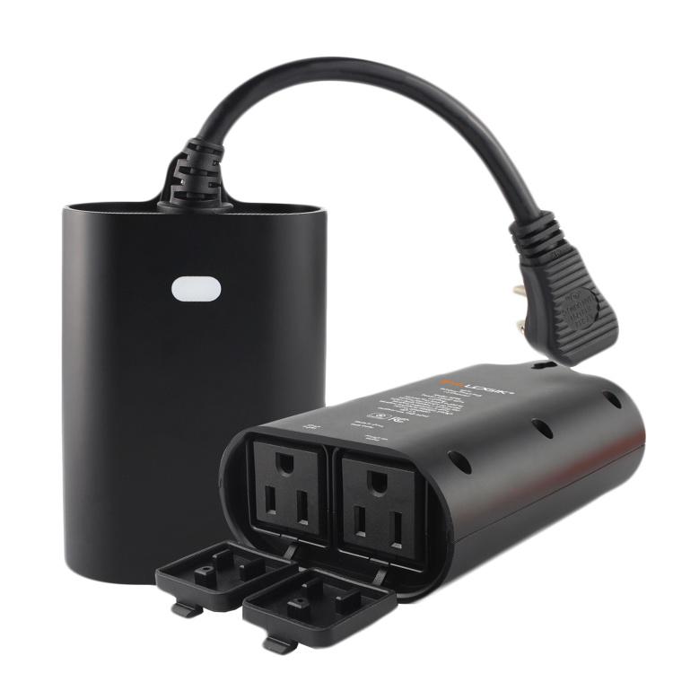 Outdoor Smart Plug - 2CH