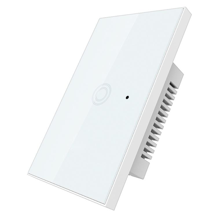 US Standard 1 Gang Touch Sensitive Wi-Fi Smart Wireless Light Switch Smart Home