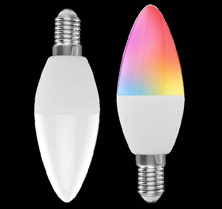 Smart C37 LED Bulb