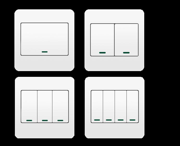 Medium / European Smart Switch