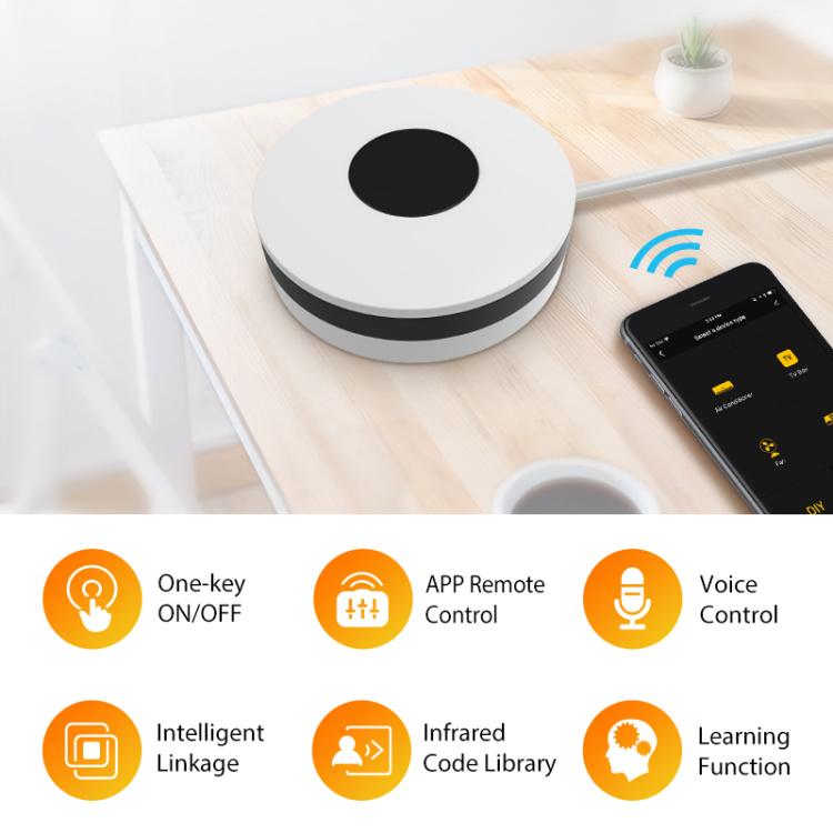 Tuya IR Remote Control Works With Alexa/Google Home
