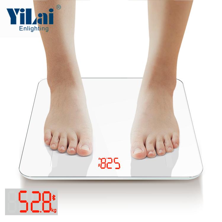Yilai NEW Tuya Blutooth Body Fat Scale (Proposal)