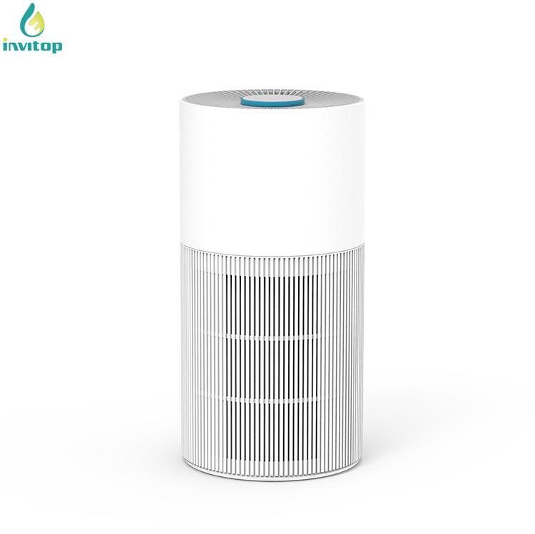 2020 Popular Smart Personal Portable Small Airpurifier 120 V Hepa Private Label Smart Mini Aur Air Purifier