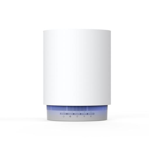 Oem HEPA 11 13 Light Small Intelligent Air Cleaner 3 In One Hepa Filter Keep Fresh Air Purifier