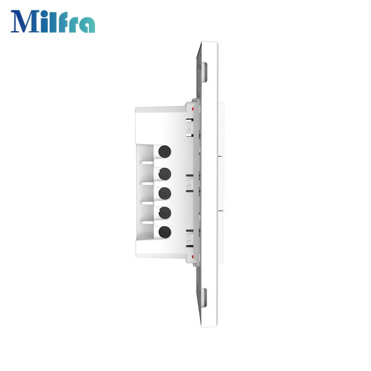 White Smart Light Switch