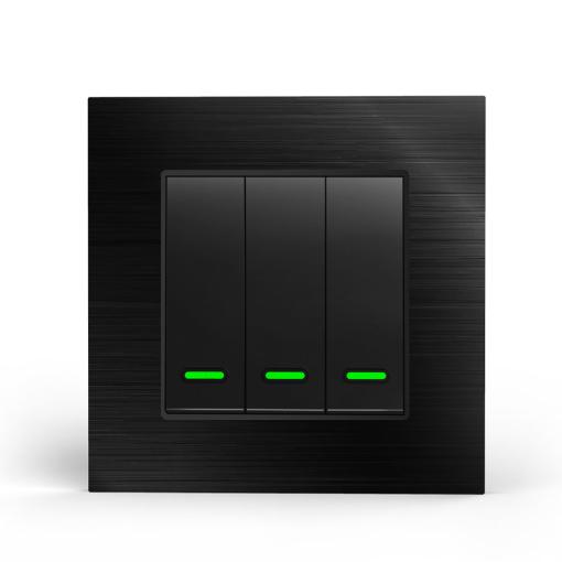 EU 86 Square Wi-Fi Wall Switch