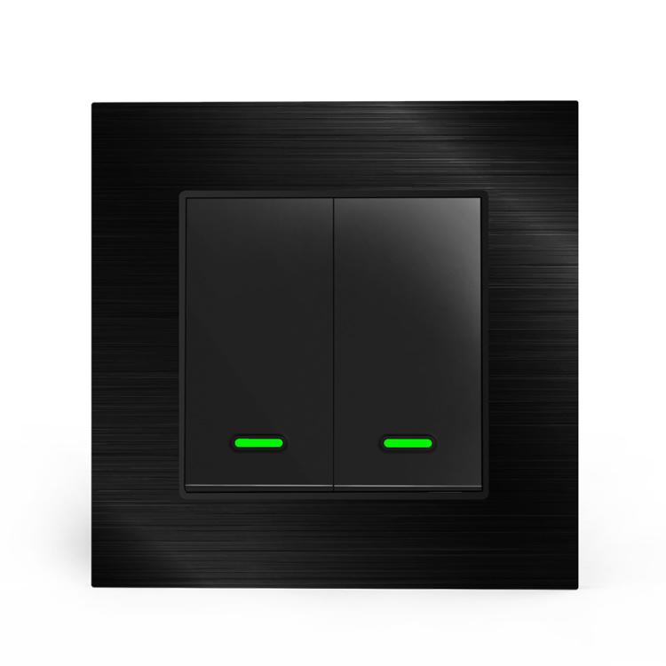 TB12 Gray Smart Switch