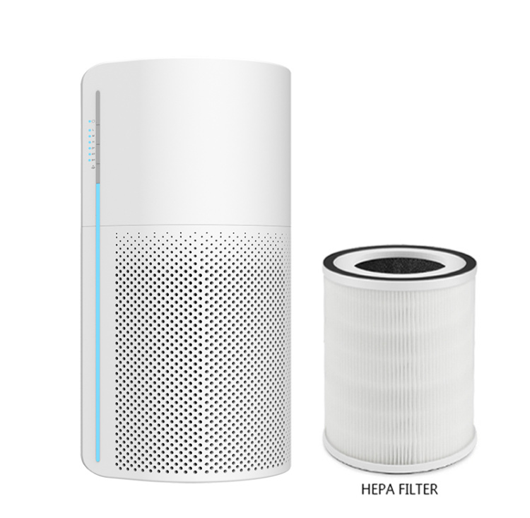 Invitop Smart Activated Carbon Hepa Filter Air Purifier
