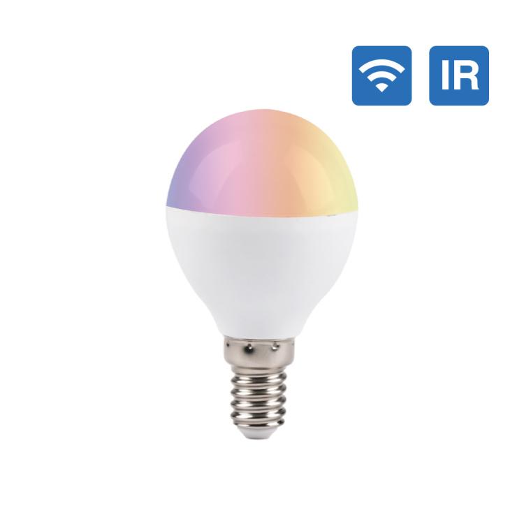 Smart Bulb IR+Wi-Fi