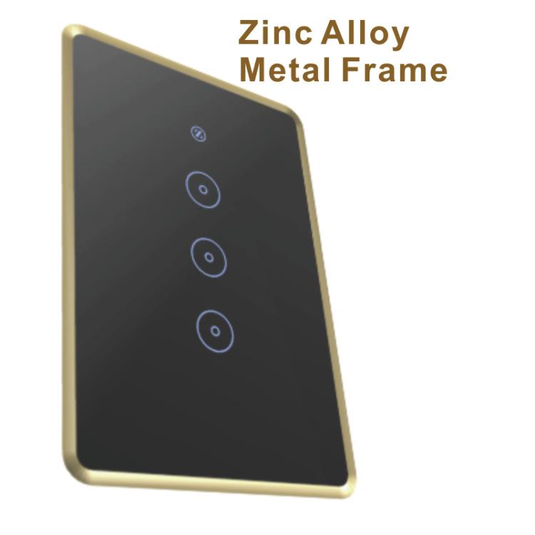 KingArt Tuya Zigbee Smart Touch Switch Works With Amazon Alexa, Google Home and IFTTT