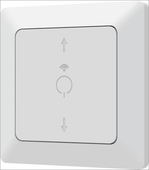 Wi-Fi Window Shutter Switch