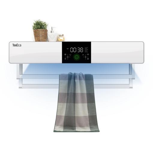 Smart Wi-Fi APP Control UV Sterilization Towel Dryer