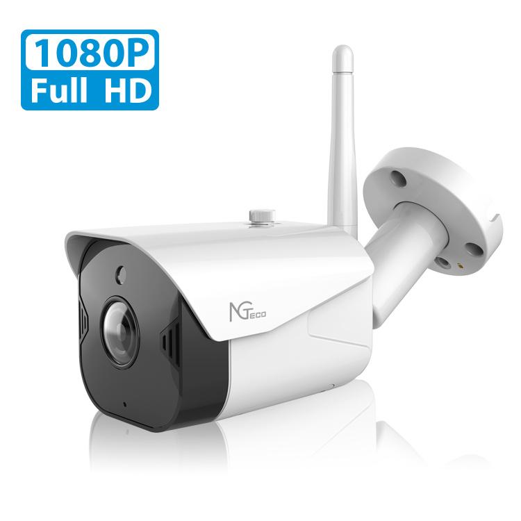 Semi-outdoor Wi-Fi Security Camera