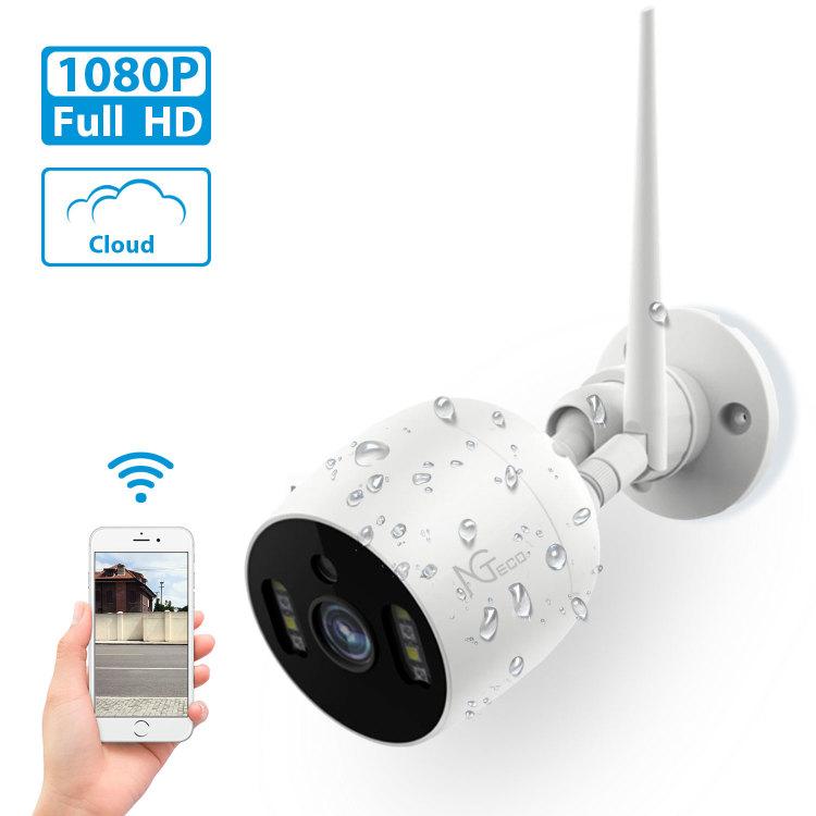 Wi-Fi Security Half-Outdoor Camera-C500