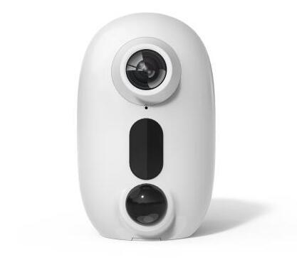 Battery Wi-Fi Smart Camera