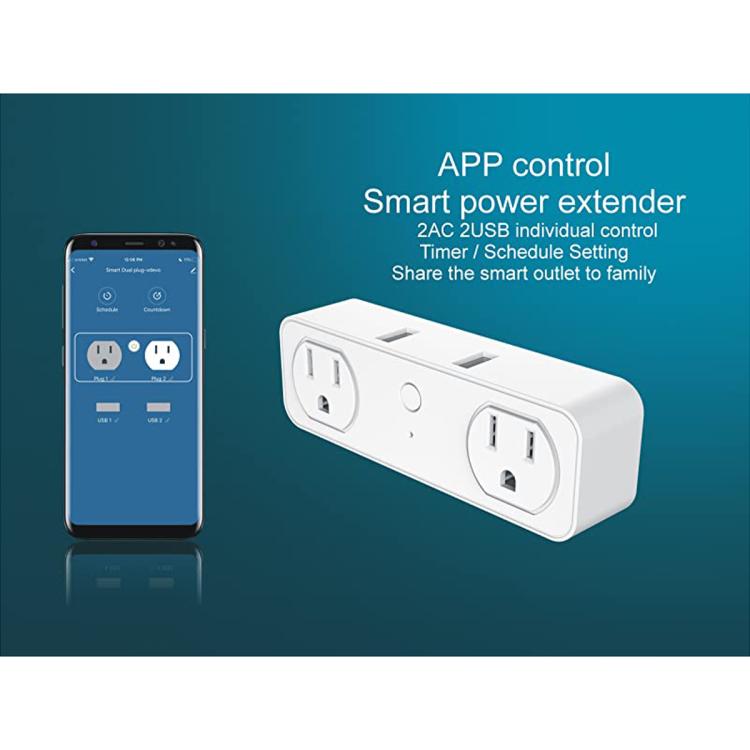 Smart Dual Plug