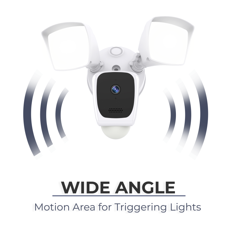 Smart Floodlight Camera