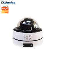 Zigxico  5MP Vandaproof POE IR Dome Camera