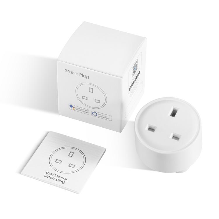 Tuya Smartlife Smart  Socket App Remote And Alexa/Google Assistant