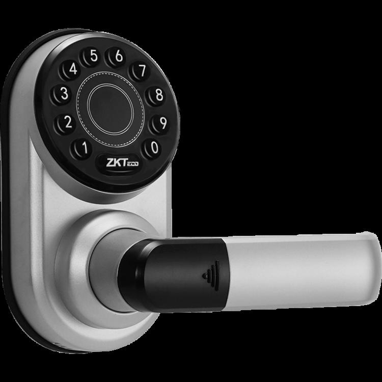 Semi-outdoor keypad wireless BLE 5.0 smart lock, works with alexa & google assistant