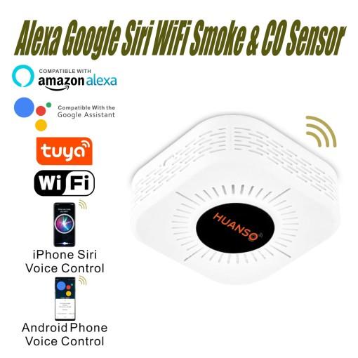 Wi-Fi Smoke&CO Kit