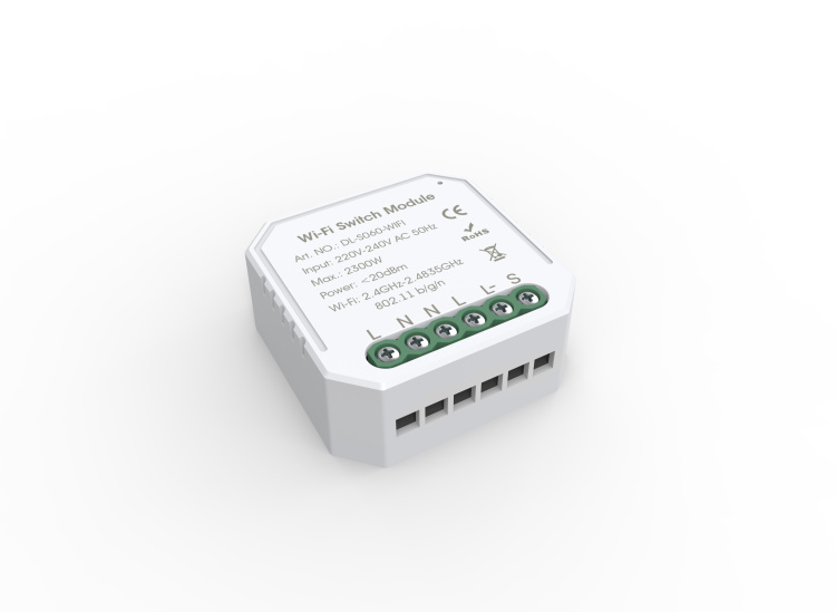 Wi-Fi Switch Module