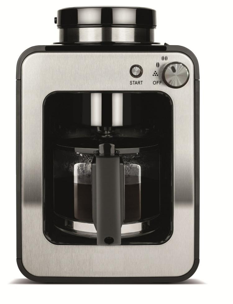0.6L Grind And Brew Machine