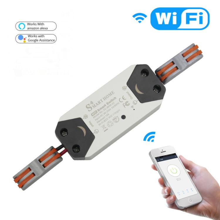 Wi-Fi Smart Breaker
