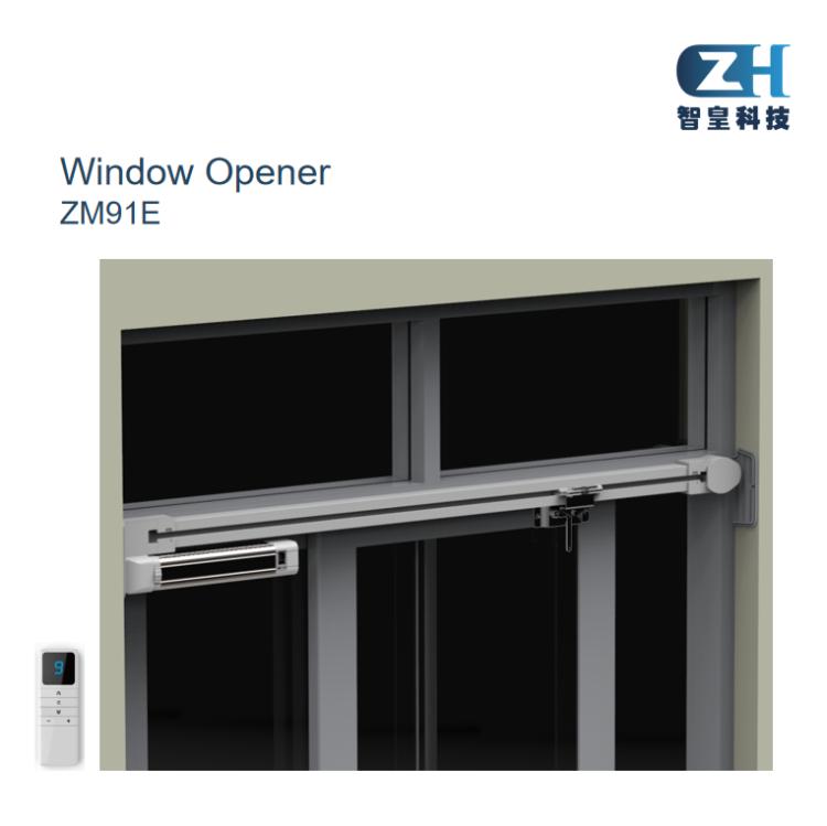 Convenient and Fast Window Opener, Tuya Wi-Fi