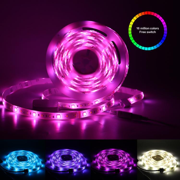 Smart Wi-Fi LED Strip Light Kit(RGB+CCT)