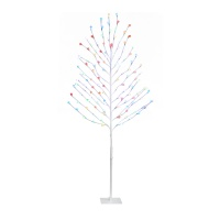 Voice controlled 180CM Frosted Ball app Tree